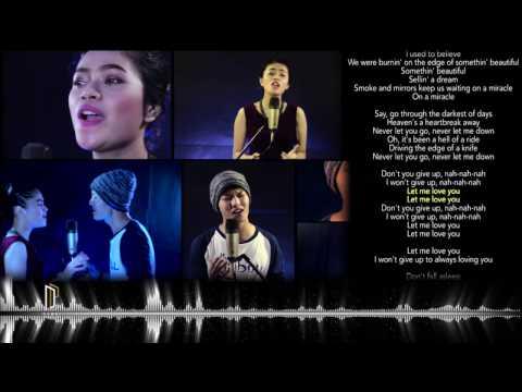 DJ Snake ft. Justin Bieber - Let Me Love You [Cover by Bagasaga & Della Firdatia]