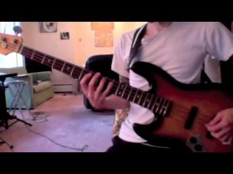 Talking Heads - Take Me To The River (bass cover)