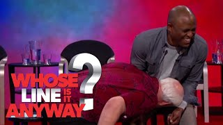 Le French Truffle Sniffing Pig | Whose Line Is It Anyway?