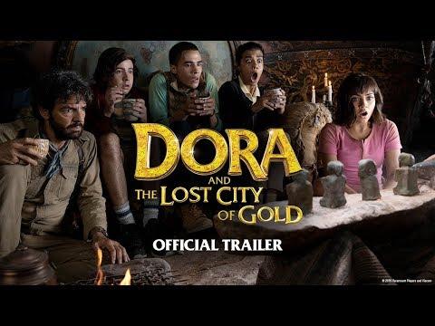Dora ve Kayıp Altın Şehri (Dora and the Lost City of Gold)