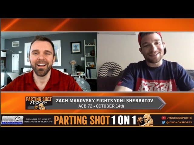 UFC vet Zach Makovsky talks ACB 72 fight Oct. 14 and Philadelphia Eagles football