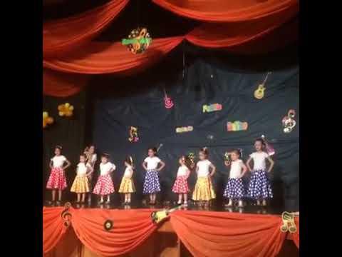 Festival de Talentos Primária 2016 - Ala Vila Prudente - Anos 60