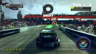 DiRT Showdown - Drift Gameplay.