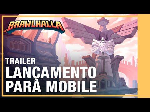 Brawlhalla - Lançamento para Mobile