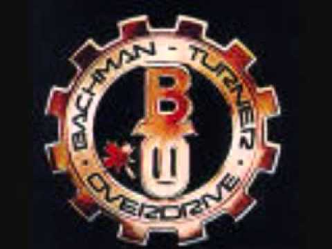 Radio interview + Can't Take It With You - Bachman-Turner Overdrive