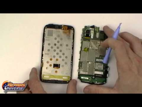 Motorola Atrix 2 Take Apart Repair Guide
