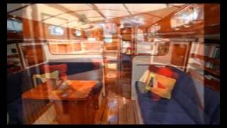 Morris Yachts 42 Alacrity tour