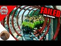 - FAILED Roller Coasters: Viper at Six Flags Great Adventure feat. ElToroRyan