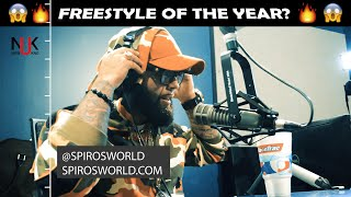 FREESTYLE OF THE YEAR - SPIRO