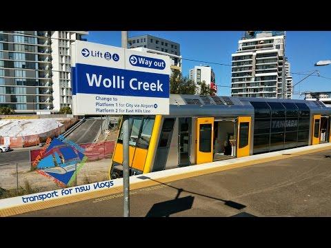 Transport for NSW Vlog No.621 Wolli Creek pt 4