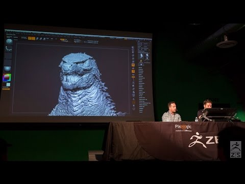 Official ZBrush SUMMIT 2015 Presentation - MPC