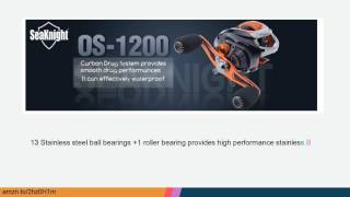 SeaKnight OS1200 Baitcasting Fishing Reel