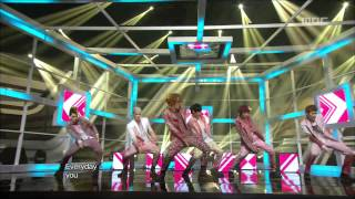 120623 HD TEEN TOP To You 틴탑 투 유 Music Core