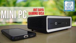 Gambar cover Silent, irit daya, bisa gaming, Pecinta Mini PC merapat!!! - review zbox CI640