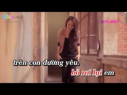 [Karaoke HD] ĐIỀU EM LO SỢ - Hiền Thục