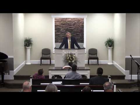 King James Bible Conference - Hope, The Anchor of the Soul - James Knox