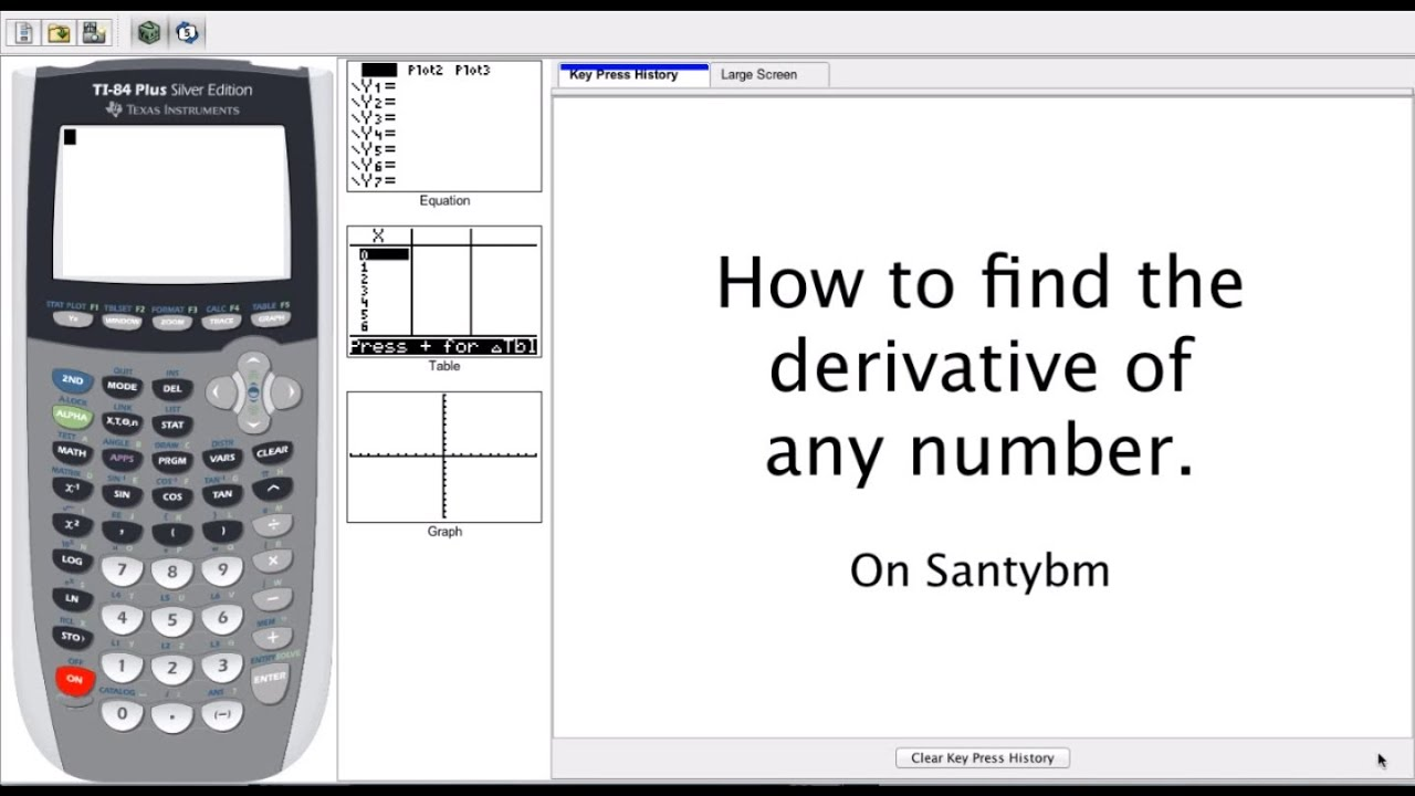 Help solve the derivative 64