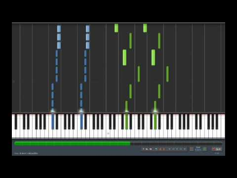 Portal 2 - Reconstructing Science - Trailer theme [Piano]