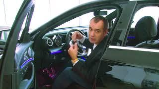 Фары на автомобилях Mercedes