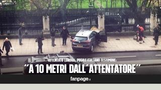 """Attentato Londra, il racconto del pugile italiano: """"Sorrideva mentre accoltellava gente a caso"""""""
