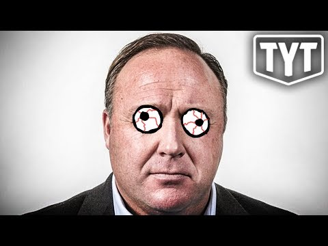 Alex Jones Is Obsessed With Transgender Porn