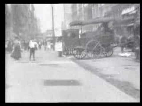 Thomas Edison 1901 Short in New York City