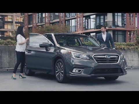 2018 Subaru Legacy Review - Better than Honda Accord !