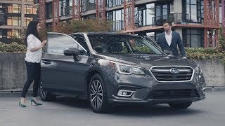 2018 Subaru Legacy Review - Better than Honda Accord !