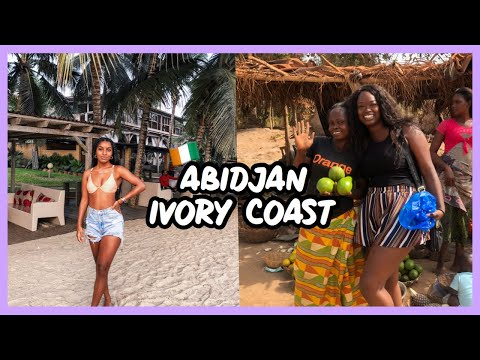 ABIDJAN, IVORY COAST | WEST AFRICA TRAVEL VLOG!