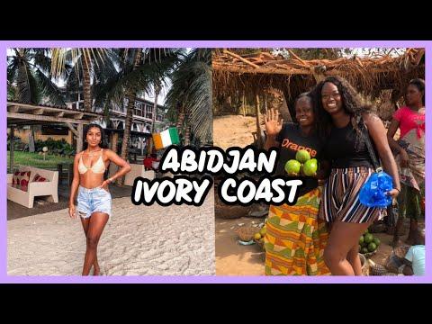 ABIDJAN, IVORY COAST | WEST AFRICA TRAVEL VLOG!