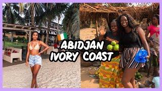 ABIDJAN, IVORY COAST   WEST AFRICA TRAVEL VLOG!