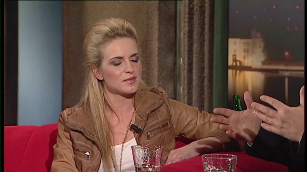 2. Gabriela Gunčíková - Show Jana Krause 16. 3. 2012