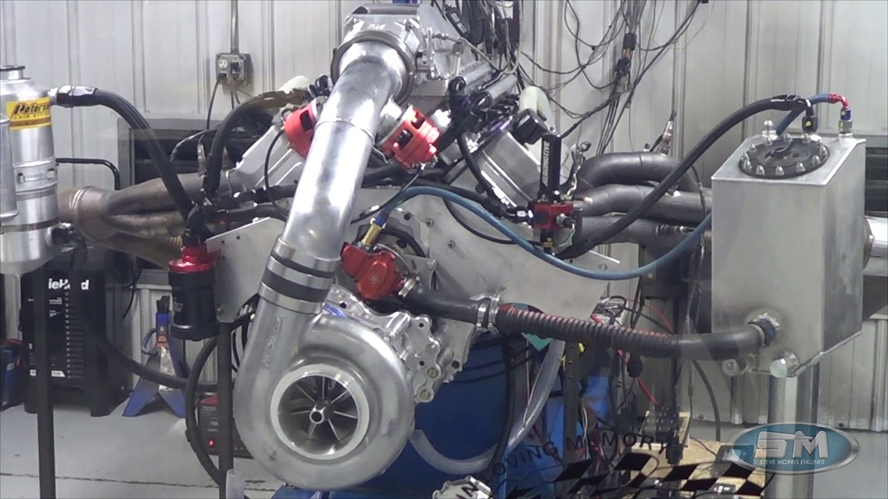 2,500+HP ProCharged LS-Based Engine Combo
