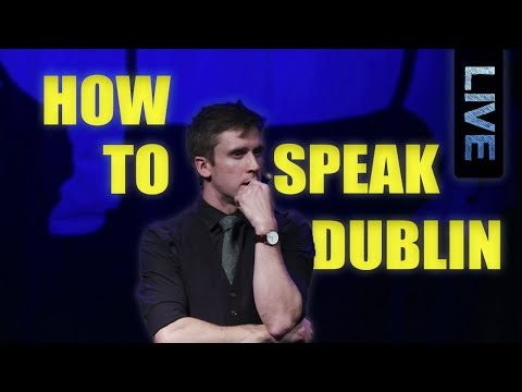 How to Speak Dublin (Live) - Foil Arms and Hog
