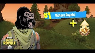 FORTNITE-I GOT THE FREE PASS OF WEEK 6 AND I STILL WON THE MATCH