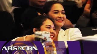 "CAUGHT ON CAM: Epic reactions of The Killer Bride stars while watching ""The Killer Finale"""