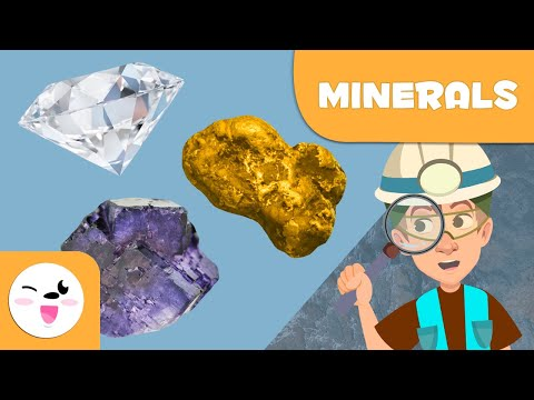 MINERALS for Kids - Classification and Uses - Science