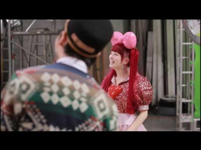 きゃりーぱみゅぱみゅ「CANDYCANDY」 PV メイキング動画