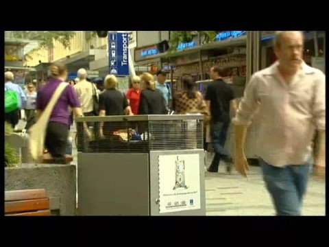 Fines for Brisbane Litterbugs