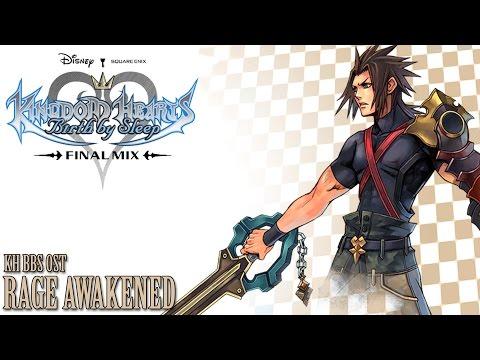 Kingdom Hearts BBS OST Rage Awakened ( Terra Final Battle )