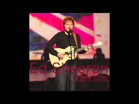 "Ed Sheeran In My Life  ""The Beatles: The Night That Changed America - A GRAMMY Salute"""
