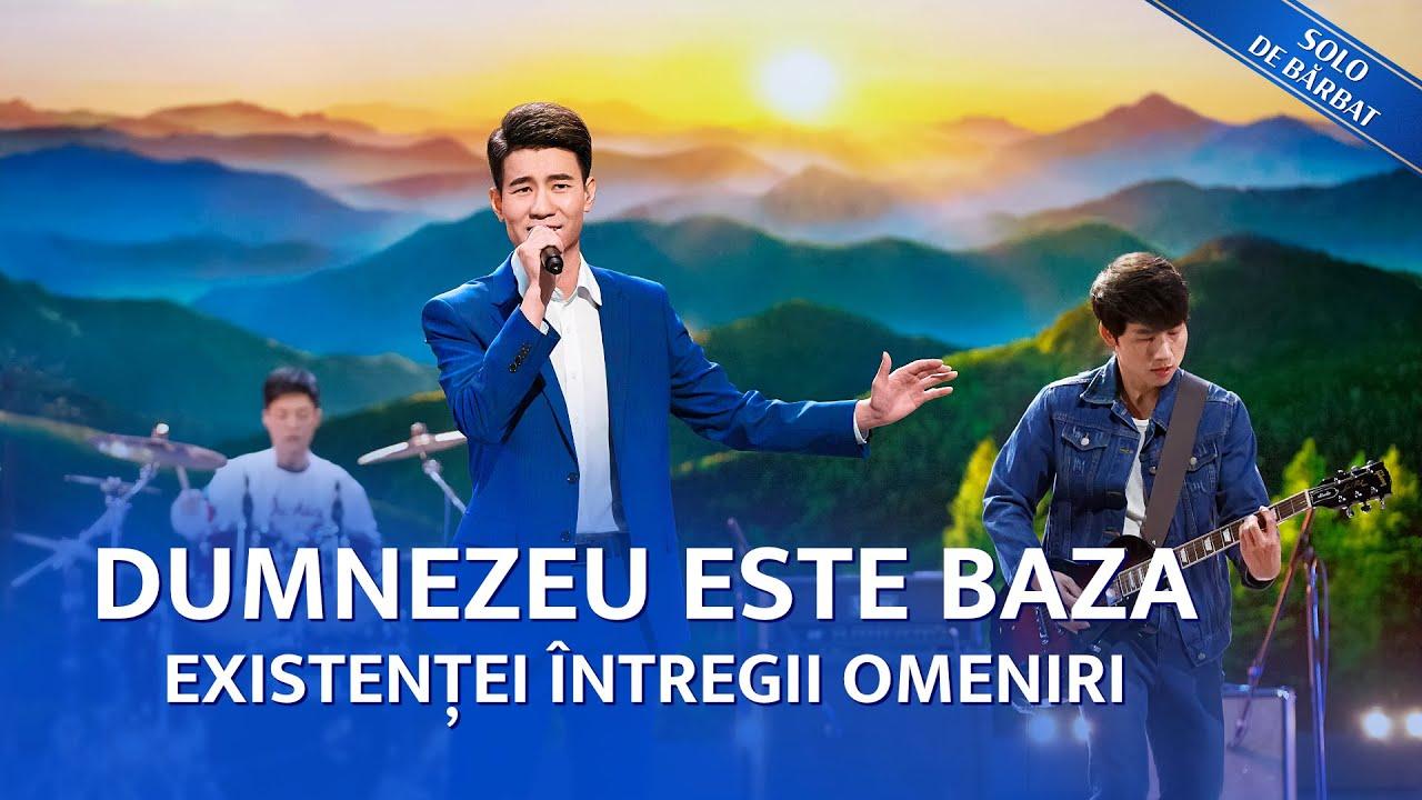 """Cantari crestine 2020 """"Dumnezeu este baza existenței întregii omeniri"""""""