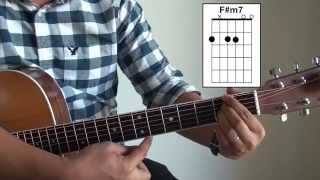 Ikaw Guitar Tutorial (Yeng Constantino)