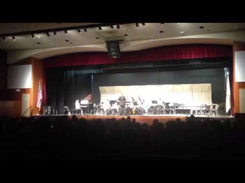 Readington Middle School Jazz Bamd