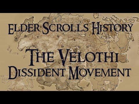Download Youtube: Ancestors of the Dark Elves - Who were the Chimer? [Elder Scrolls Lore - The Dawn Era]