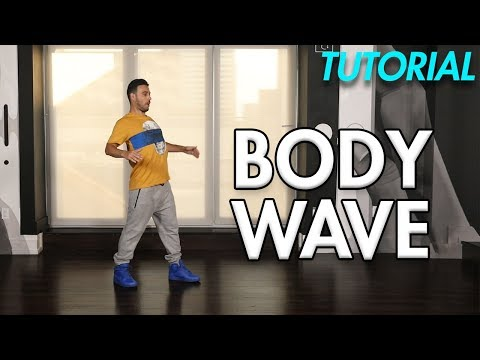 How To Body Wave (Hip Hop Dance Moves Tutorial)   Mihran Kirakosian