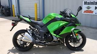 Gambar cover Sale $9,999:  2017 Kawasaki Ninja 1000 ABS Review by Mainland Cycle Center