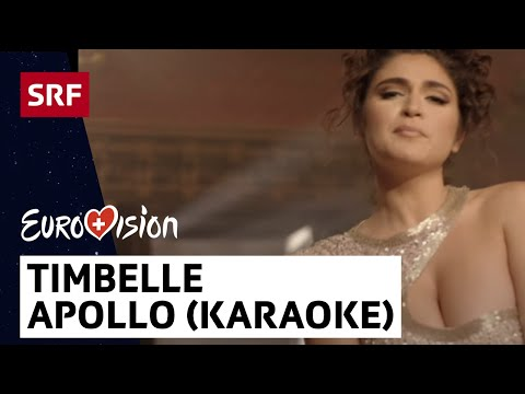 Timebelle - Apollo with  lyrics - Singalong Karaoke version
