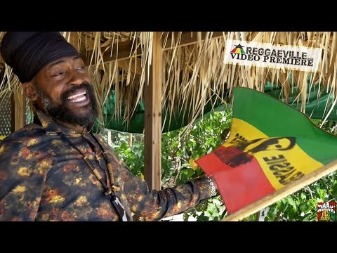 Lutan Fyah - Red Gold and Green [Official Video 2016]