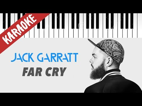 Jack Garratt | Far Cry | Piano Instrumental Lyrics